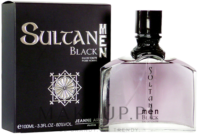 jeanne arthes sultan black