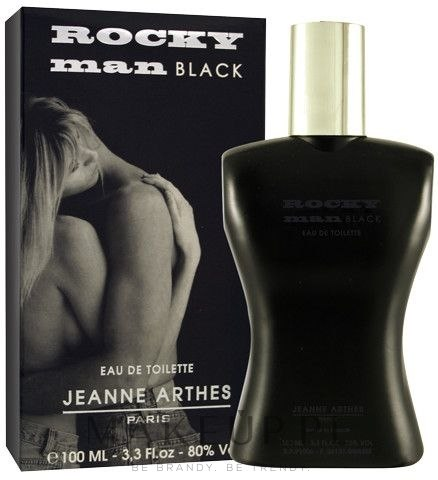 jeanne arthes rocky man black