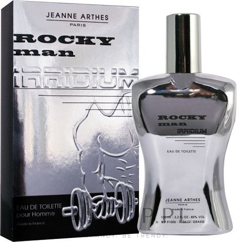 jeanne arthes rocky man irridium