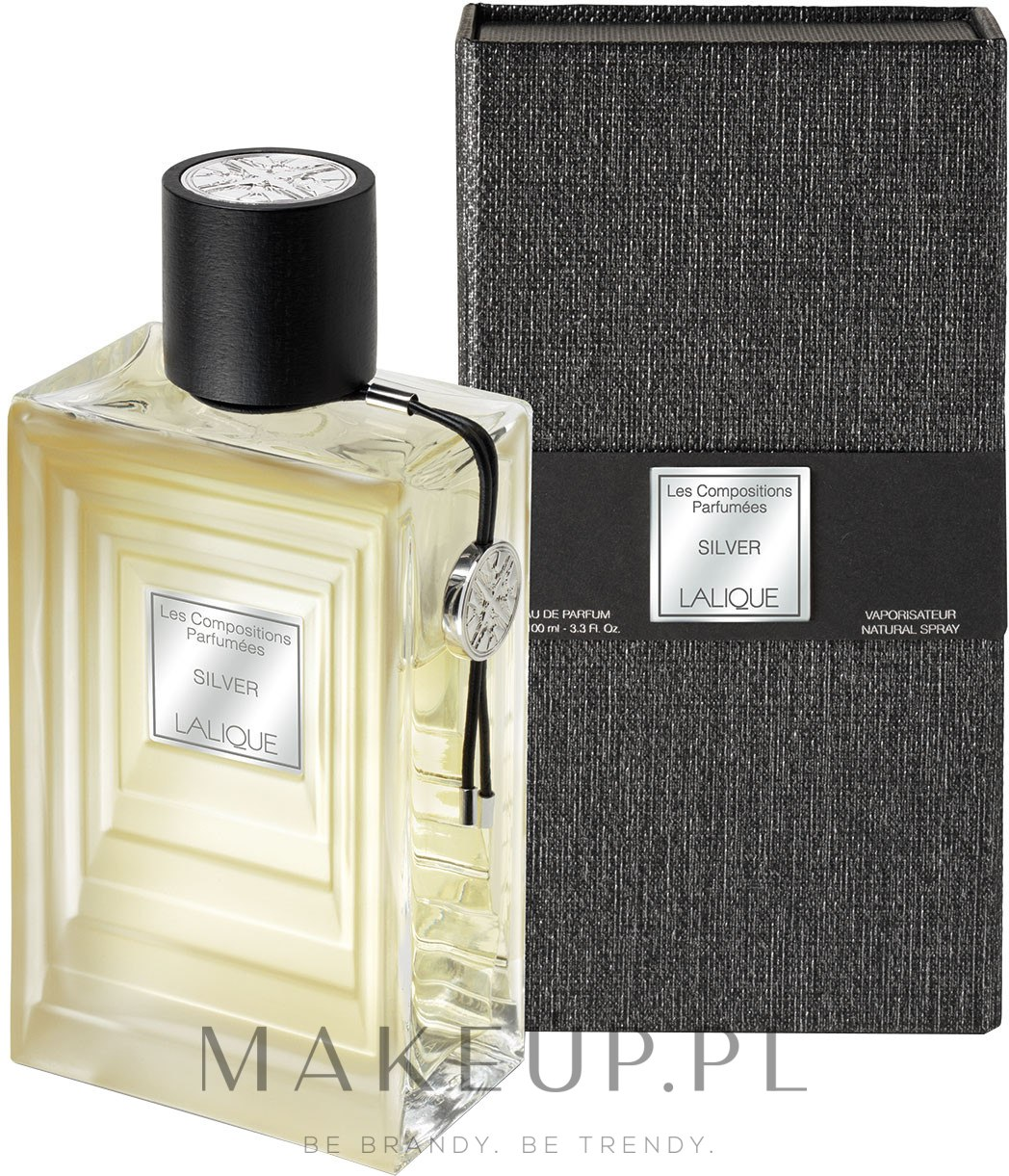lalique les compositions parfumees - silver