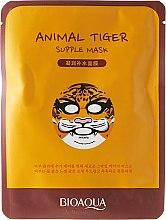 Kup Maseczka na tkaninie do twarzy Tygrys - Bioaqua Animal Tiger Supple Mask
