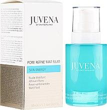 Kup Matujący płyn do twarzy zmniejszający widoczność porów - Juvena Skin Energy Pore Refine Mat Fluid