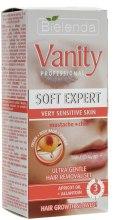 Kup Zestaw do depilacji twarzy - Bielenda Vanity Soft Expert (cr 15 ml + 2 x balm 5 g + spatula)