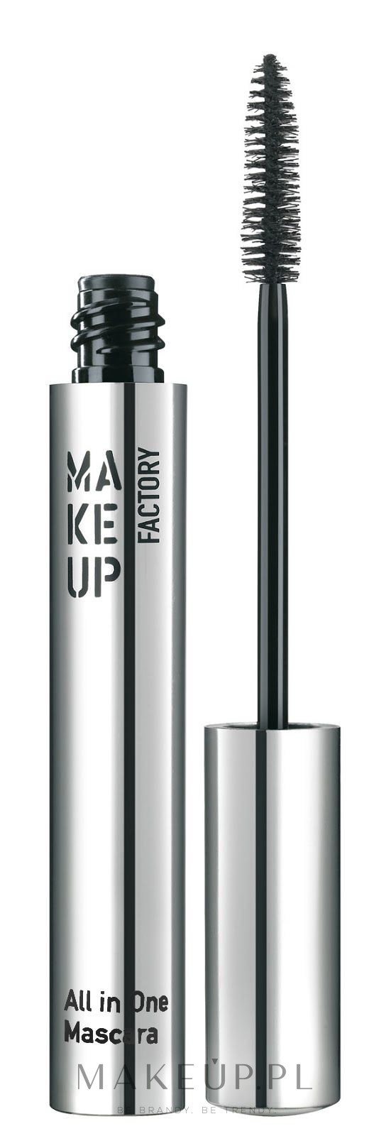 Tusz do rzęs - Make up Factory All in One Mascara — фото 01 - Black