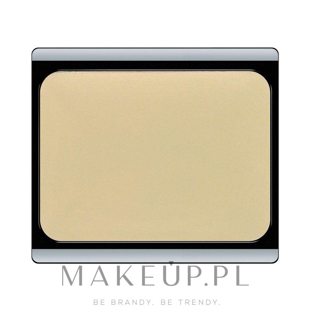 Wodoodporny kamuflaż w kremie (wkład do kasetki magnetycznej) - Artdeco Camouflage Cream Concealer — фото 01 - Neutralizing Green