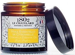 Kup Świeca zapachowa, Citronella - Le Chatelard 1802 Citronella Essential Oil Scented Candle
