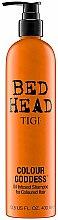 Kup Szampon do włosów farbowanych - Tigi Bed Head Colour Goddess Oil Infused Shampoo