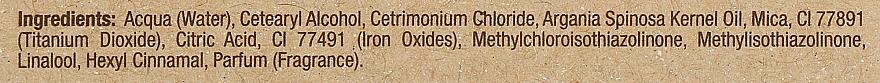 Maska z olejem arganowym - Farmavita Argan Sublime Mask — фото N3