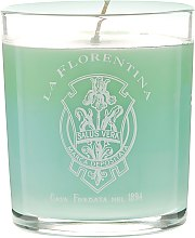 Świeca zapachowa Konwalia - La Florentina Lily Of The Valley Scented Candle  — фото N2