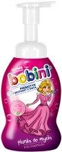 Kup Pianka do mycia Mała księżniczka - Bobini Baby Line Bath Foam