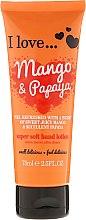 Kup Superdelikatny balsam do rąk Mango i papaja - I Love... Mango & Papaya Super Soft Hand Lotion
