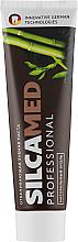 Kup Wybielająca pasta do zębów z węglem - Silca Med Professional Black Whitening Organic