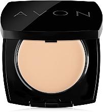 Kup Kremowo-pudrowy podkład w kompakcie do twarzy - Avon True Cream-Powder Compact