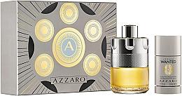 Kup Azzaro Wanted - Zestaw (edt/100ml + deo/75ml)
