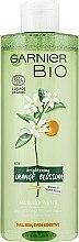 Kup Płyn micelarny z wyciągiem z pomarańczy - Garnier Bio Brightening Organic Orange Blossom Micellar Water