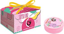 Kup Antystresowe płatki żelowe pod oczy w kartoniku Jagody Acai i spirulina - Greenini Superfood Antistree Eye Patch