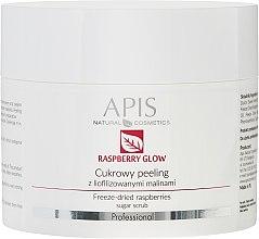 Kup Cukrowy peeling do ciała z liofilizowanymi malinami - APIS Professional Raspberry Glow