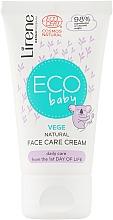 Kup Naturalny krem pielęgnujący do twarzy dla dzieci - Lirene Eco Baby Cream