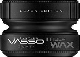 Kup Wosk do stylizacji włosów - Vasso Professional Hair Styling Wax Gravity Black Edition