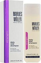 Kup Łagodny szampon do codziennego stosowania do włosów słabych - Marlies Moller Strength Daily Mild Shampoo