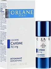 Kup Serum-koncentrat do twarzy z kofeiną - Orlane Supradose Concentrate Caffeine Detoxifying Concentrate