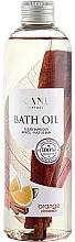 Kup Olejek do kąpieli Pomarańcza z cynamonem - Kanu Nature Bath Oil Orange Cinnamon