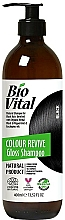Kup Szampon do czarnych włosów - DeBa Bio Vital Colour Revive Black