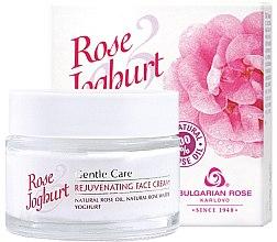 Kup Odbudowujący krem przeciw starzeniu 50+ - Bulgarian Rose Rose & Joghurt Rejuvenating Face Cream