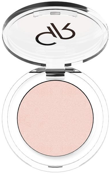 Perłowy cień do powiek - Golden Rose Soft Color Pearl Mono Eyeshadow