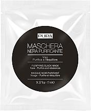 Kup Oczyszczająca, czarna maska - Pupa Purifying Black Mask