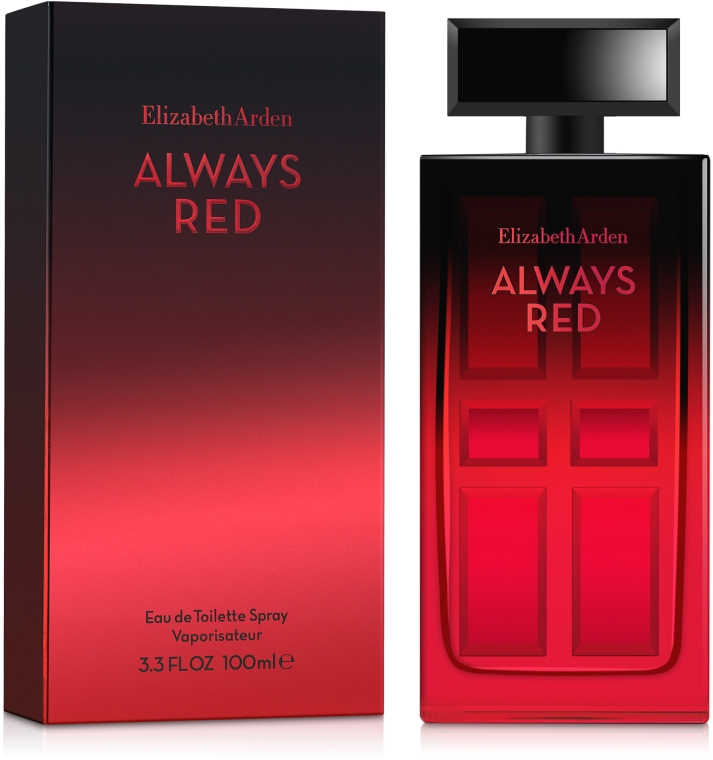 Elizabeth Arden Always Red - Woda toaletowa