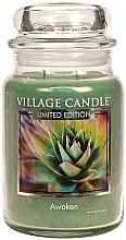 Kup Świeca zapachowa w szkle - Village Candle Sea Awaken Candle