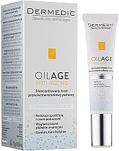 Kup Skoncentrowany krem przeciwzmarszczkowy pod oczy - Dermedic Oilage Concentrated Anti-Wrinkle Eye Cream