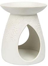 Kup Kominek do wosków zapachowych - Yankee Candle Wax Burner White Vine