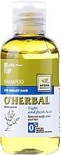 Kup Szampon z ekstraktem z mięty do włosów przetłuszczających się - O'Herbal