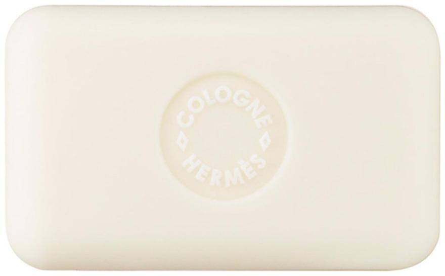 Hermes Eau Dorange Verte - Mydło w kostce — фото N3