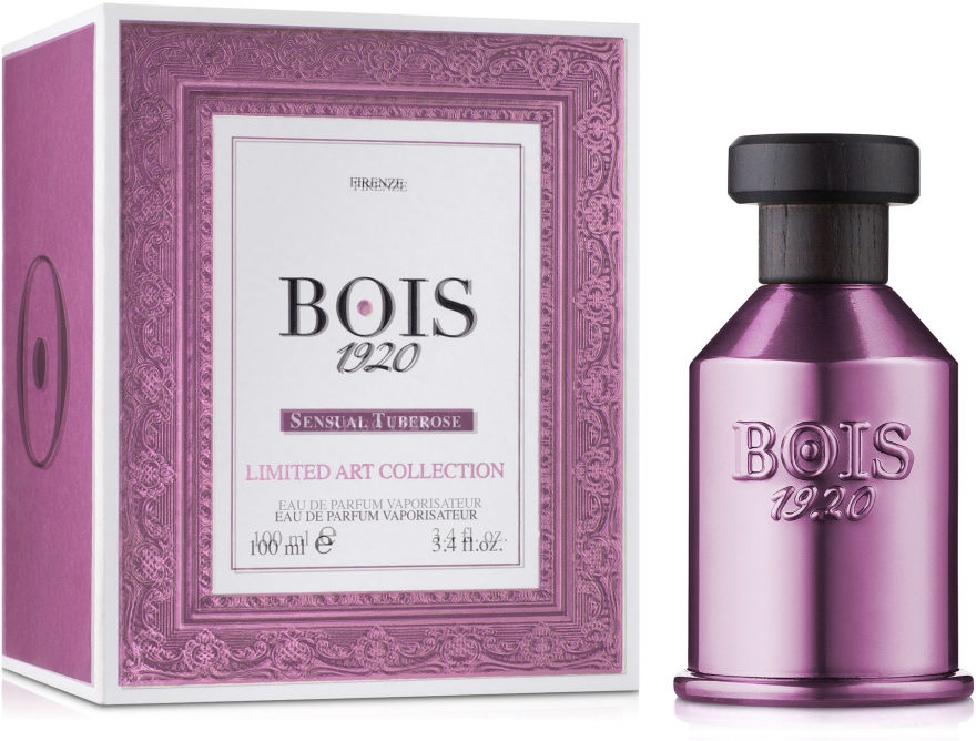 Bois 1920 Sensual Tuberose Limited Art Collection - Woda perfumowana — фото N1