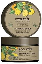 Kup Szampon peelingujący do włosów Zdrowie i uroda - Ecolatier Organic Marula Shampoo-Scrub