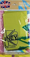 Kup Ochronny fartuch, oliwkowy - Ronney Professional Hairdressing Apron Olive