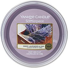 Kup Wosk zapachowy - Yankee Candle Dried Lavender & Oak Scenterpiece Melt Cup