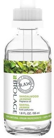 Olejek do włosów - Biolage R.A.W. Fresh Recipes Sandalwood + Jasmine Fragrance Oil — фото N1