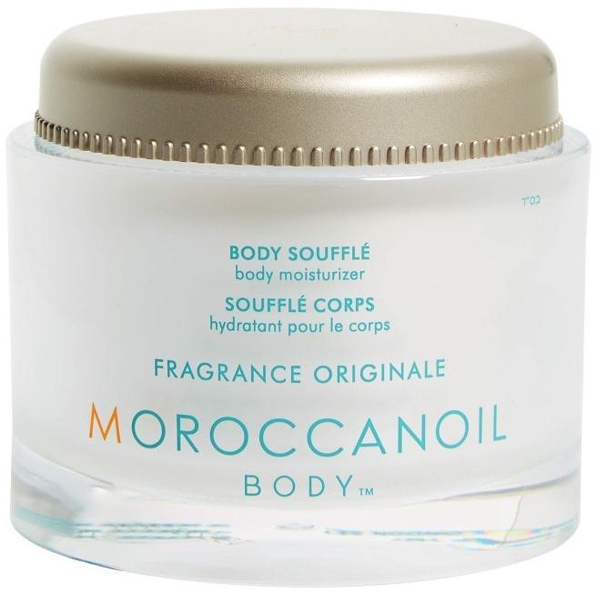 Nawilżający suflet do ciała - Moroccanoil Original Body Souffle — фото N1
