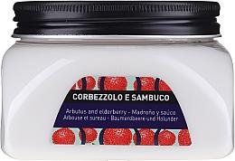 Krem do twarzy i ciała - Bio Happy Arbutus & Elderberry Face & Body Cream — фото N2
