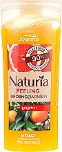 Kup Myjący peeling drobnoziarnisty Grejpfrut - Joanna Naturia Peeling