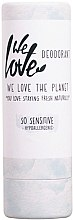 Kup Dezodorant w sztyfcie do skóry wrażliwej - We Love The Planet So Sensitive Deodorant Stick