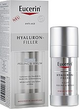 Kup Przeciwzmarszczkowy peeling i serum 2 w 1 na noc - Eucerin Hyaluron-Filler Night Peeling & Serum