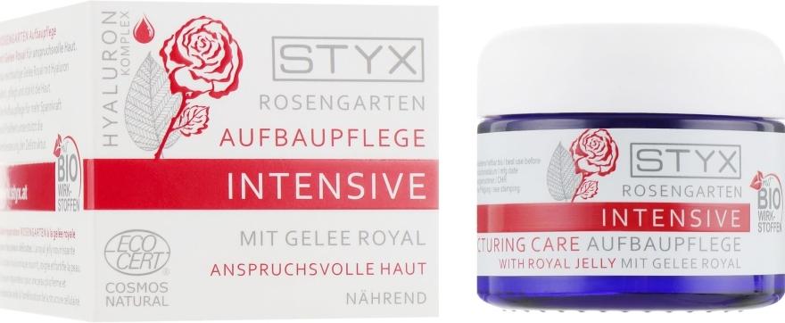 Odżywczy krem do twarzy - Styx Naturcosmetic Rose Garden Intensive Restructuring Care — фото N1