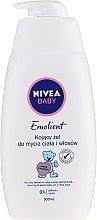 Kup Kojący żel do mycia ciała i włosów - Nivea Baby Pure & Sensitive Emolient