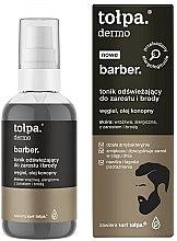 Kup Tonik odświeżający do zarostu i brody - Tołpa Dermo Men Barber