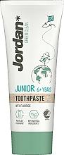 Kup Pasta do zębów dla dzieci 6-12 lat - Jordan Green Clean Junior